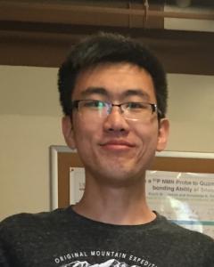 Zheng Li headshot